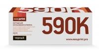 Тонер-картридж EasyPrint Kyocera TK-590K (LK-590K) (7000 стр., черный) с чипом
