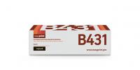 Тонер-картридж EasyPrint Oki 44574802/44574805 (LO-431) (7000 стр., черный)