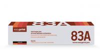 Тонер-картридж EasyPrint Panasonic KX-FA83A (LP-83) (черный)