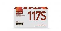 Картридж EasyPrint Samsung MLT-D117S (LS-117S) (2500 стр., черный) с чипом