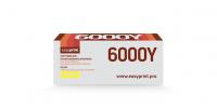 Картридж EasyPrint Xerox 106R01633 (LX-6000Y) (1000 стр., желтый) с чипом