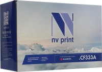 Совместимый картридж NV Print для HP CF333A (15000 стр., пурпурный)