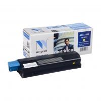 Совместимый картридж NV Print для Oki 42127405 (5000 стр., желтый)