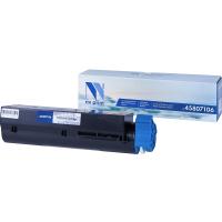 Тонер-картридж NV Print NV-45807106 (Чёрный, 7000 стр)