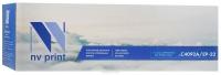 Совместимый картридж NV Print для HP C4092A/Canon EP-22 (2500 стр., черный)