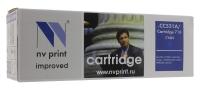 Совместимый картридж NV Print для HP CC531A/Canon 718 Cyan (2800 стр., голубой)