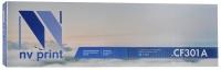 Совместимый картридж NV Print для HP CF301A (32000 стр., голубой)