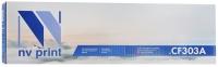 Совместимый картридж NV Print для HP CF303A (32000 стр., пурпурный)