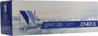 Совместимый картридж NV Print для HP CF401X (2300 стр., голубой)