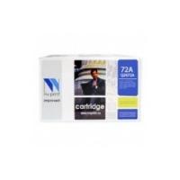 Совместимый картридж NV Print для HP Q2672A (4000 стр., желтый)