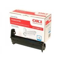 Оригинальный фотобарабан OKI C5600/5700 (20000 стр., черный)