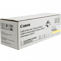 Тонер CANON C-EXV47 TONER BK EUR черный