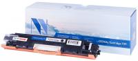 Картридж NVP совместимый HP CE310A/CF350A/Canon 729 Black для LaserJet Color Pro 100