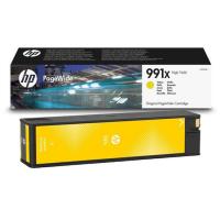 Картридж HP 991X High Yield Yellow Original PageWide Cartridge (M0J98AE)