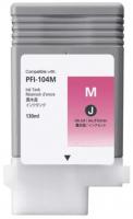 Оригинальный картридж струйный Canon PFI-104M