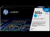 Оригинальный картридж HP Q6471A (502A) (голубой, 4000 стр.)