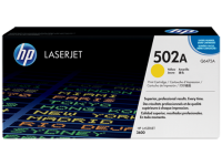Оригинальный картридж HP Q6472A (502A) (желтый, 4000 стр.)