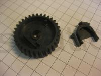 Шестерня резинового вала 32T HP LJ M601/M602/M603/M604/M605/M606/M630 (RU7-0296) OEM