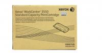 (Уценка)Тонер-картридж Xerox 106R01529 - НТВ-1 для WC 3550  черный  (5 000 стр.)