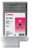 Картридж CANON PFI-104M-пр Magenta для iPF650/655/750755