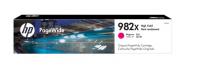 Картридж HP 982X струйный пурпурный увеличенной емкости (16000 стр)
