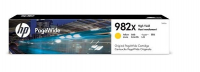 Картридж HP 982X струйный желтый увеличенной емкости (16000 стр)