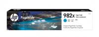 Картридж HP 982X струйный голубой увеличенной емкости (16000 стр)