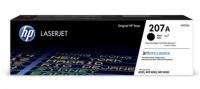 Оригинальный картридж HP 207A (W2210A) для CLJ Pro M255/MFP M282/M283, черный (1350 стр.)