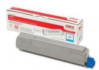 Тонер-картридж Oki MC851/861 7.3K (cyan)