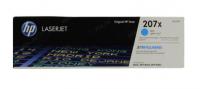 Оригинальный картридж HP W2211X (№207X) Cyan для HP LaserJet Pro M255/MFP M282/M283(№207X) Cyan для HP LaserJet Pro M255/MFP M282/M283