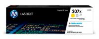 Оригинальный картридж HP W2212X (№207X) Yellow для HP LaserJet Pro M255/MFP M282/M283