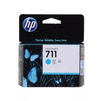 Оригинальный картридж HP CZ130A (29 мл., голубой)