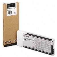 Оригинальный картридж EPSON T6061 (220 мл., черный фото)