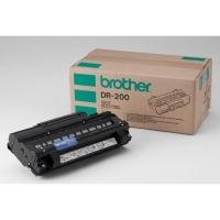 Оригинальный фотобарабан BROTHER DR-200 (20000 стр., черный)