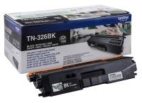 Оригинальный картридж Brother TN326BK (4000 стр., черный)