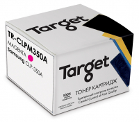 Совместимый картридж Target CLP-M350A (Пурпурный, 2000 стр.)