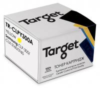 Совместимый картридж Target CLP-Y300A (Жёлтый, 1000 стр.)