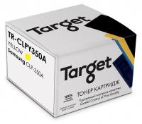 Совместимый картридж Target CLP-Y350A (Жёлтый, 2000 стр.)