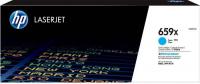 Оригинальный картридж HP 659X повышенной емкости (29000 стр., голубой)