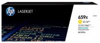 Оригинальный картридж HP 659X повышенной емкости (29000 стр., жёлтый)