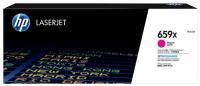 Оригинальный картридж HP 659X повышенной емкости (29000 стр., пурпурный)
